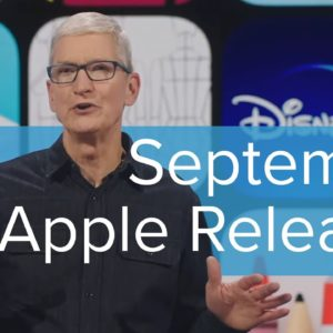 Everything We Know (And Hope) Apple Is Releasing In September 2021