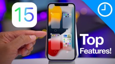 iOS 15 - my top features for iPhone users!