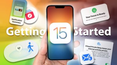 iOS 15 Tips You Need To Know!