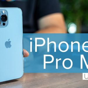 iPhone 13 Pro Max Unboxing