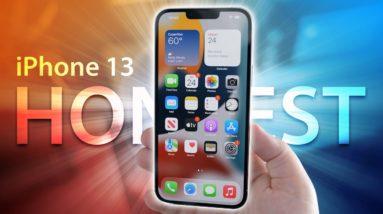 iPhone 13 Pro Max: Unboxing & Honest Impressions