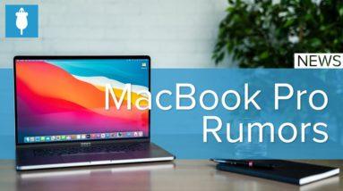 MacBook Pro Rumors: M1X? M2? 14-inch? SD card slot?