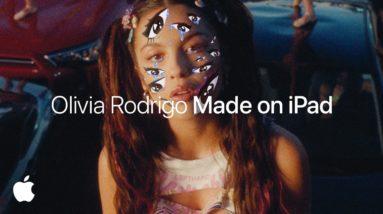 Olivia Rodrigo | Made on iPad | Apple