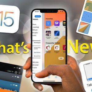 Safari in iOS 15: Hidden Tips & Tricks!
