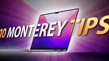 10 Best macOS 12 Monterey Features!